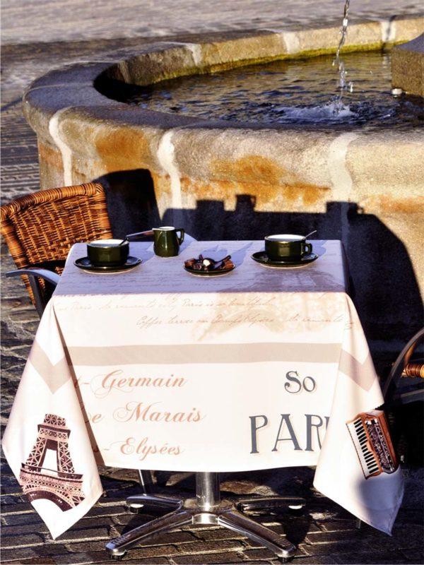 Nappes - impression numérique- Paris Paname
