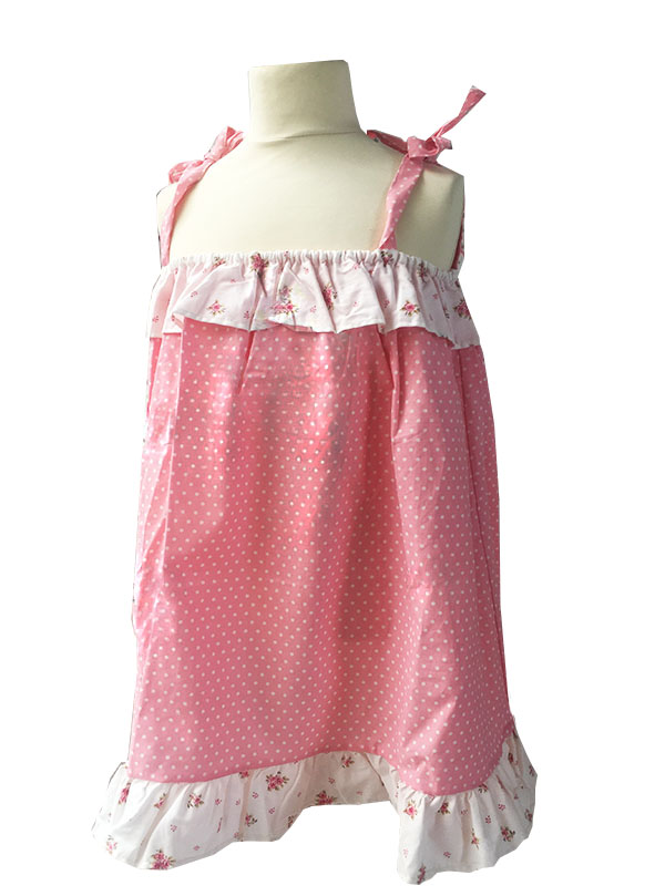 Robe - enfant - provence - collection exclusive - Elisa rose claire