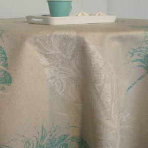 faucon celadon- nappes