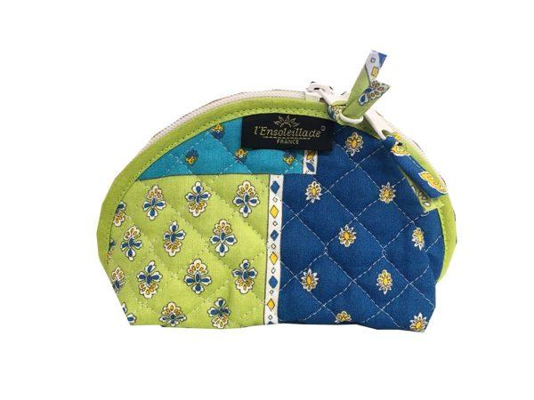 Bagagerie - trousses - Patch esterel bleu vert