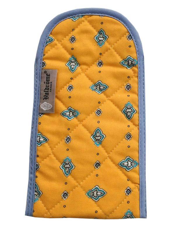 Bagagerie - Trousses - étui lunettes - Valdrôme - croquet jaune
