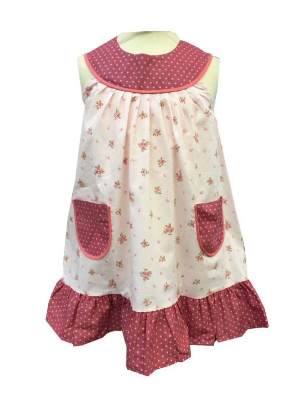 Robe - enfant - provence - collection exclusive - Laura rose