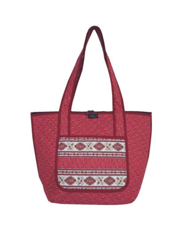 Bagagerie : Vanity et sacs Découvrez notre collection de bagagerie 100% provençale. Vous trouverez vanity, sacs polochon et sacs cabasa associer avec le reste de notre collection. sac Bois de rose