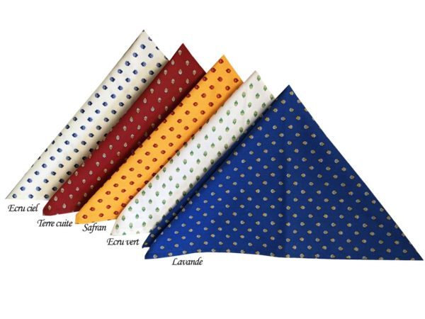 Serviettes - provence - made in france - Collection exclusive - Esterel