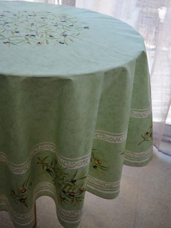 Nappes - provence - made in france -clos des oliviers - olive - amande