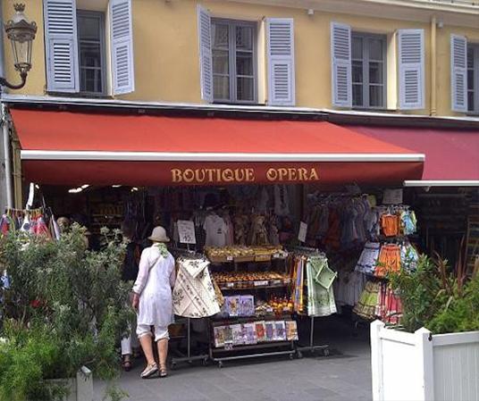 Boutique Ensoleillade Nice 1 rus St. Francois de Paule