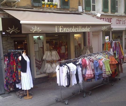 boutique ensoleillade Draguignan